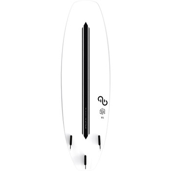 2020 Eleveight Escape Kite-Surfboard bottom