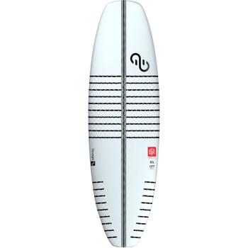 2020 Eleveight Escape Pro Kite-Surfboard v2 top