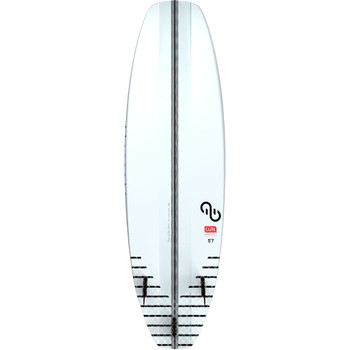 2020 Eleveight Escape Pro Kite-Surfboard v2 bottom