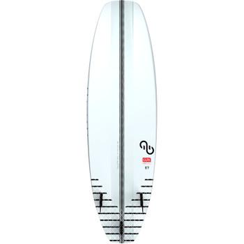 2020 Eleveight Escape Pro Kite-Surfboard v2 bottom