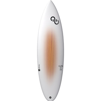 2020 Eleveight Curl Kite-Surfboard top