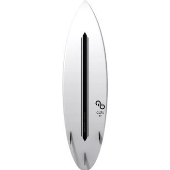 2020 Eleveight Curl Kite-Surfboard bottom