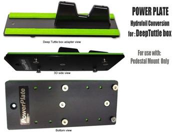Chinook PowerPlate Foil Box Adapter - Deep Tuttle