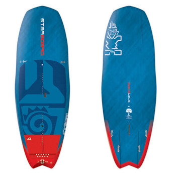 2018 Starboard Hypernut Foil 7ft 4in