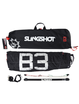 2017 Slingshot B3 Trainer Kite