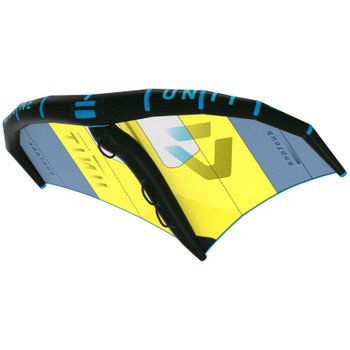 Duotone Unit Foil Wing - Blue - Yellow