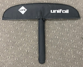 UniFoil Hyper 170 Carbon Front Wing / Fuselage - Display