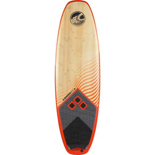 "2020 Cabrinha X Breed Kite Surfboard - 5'3"""
