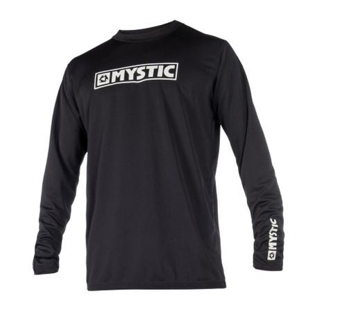 2018 Mystic Star Quick Dry L/S  - Black