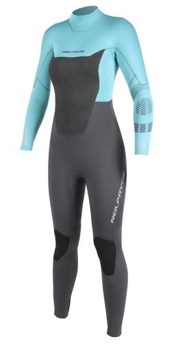 2019 Neilpryde Spark BZ 5/4/3 Wetsuit - Blue