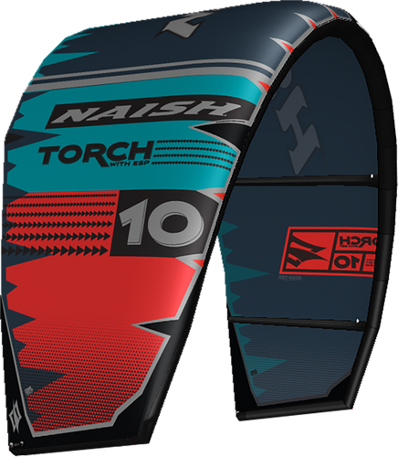 2020 Naish Torch with ESP Kiteboarding Kite
