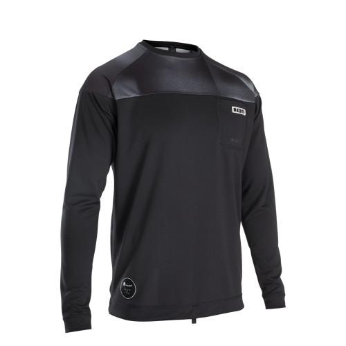 2020 Ion Men's Wetshirt LS - Black