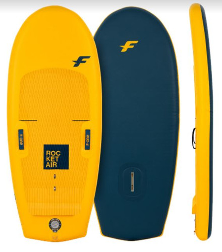 """F-One Rocket Air SUP / WingFoilboard 5'10"""" V2"""