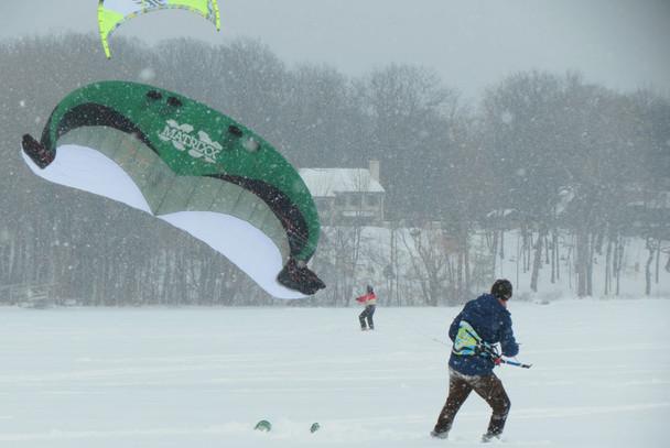 1 Day Snow Kite Lesson
