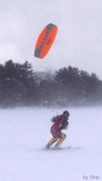 2 Day Snow Kite Lesson