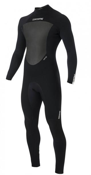 2018 Mystic Star F/4 Full BZ Wetsuit - Black