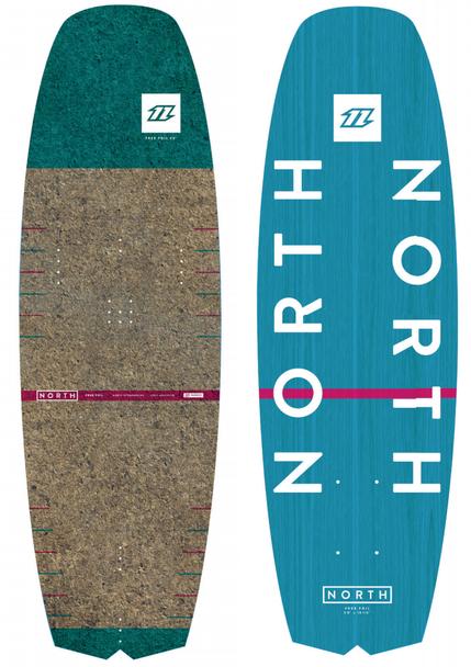 2018 North Free Foil Board