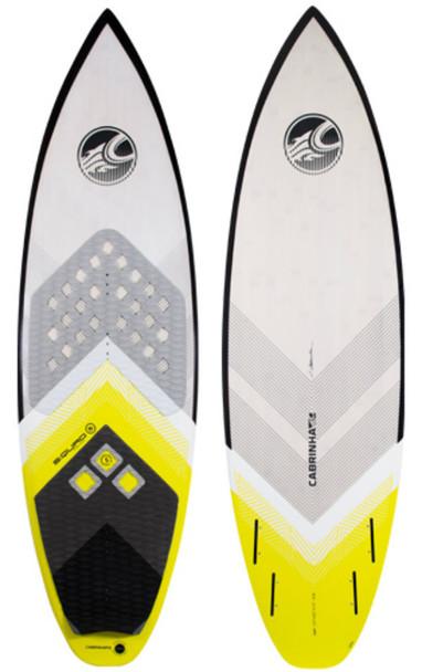 2018 Cabrinha S:QUAD Kite Surfboard