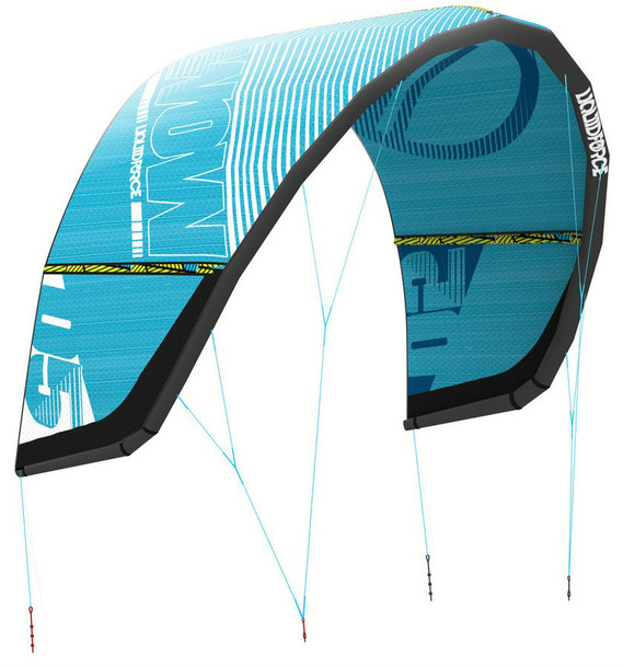 2018 Liquid Force Wow V3 Kiteboarding Kite