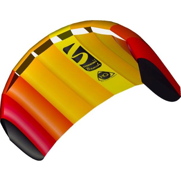 HQ Symphony Beach Trainer Kite 1.3m - Mango