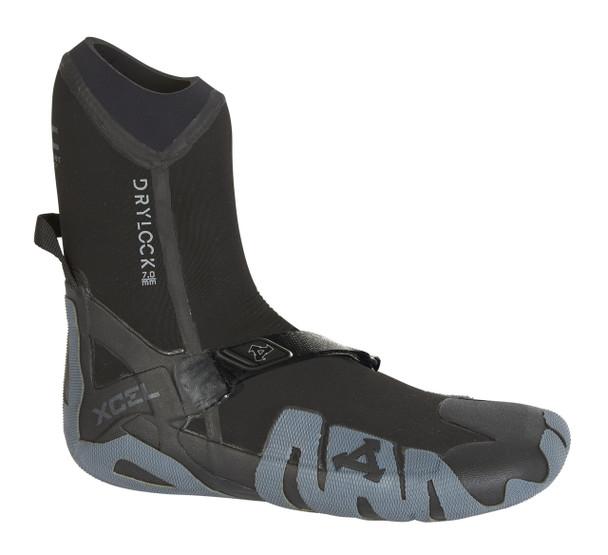 Xcel Drylock Round Toe Boot 5mm