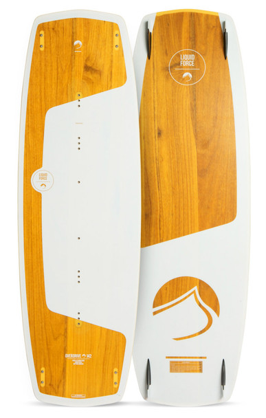 2019 Liquid Force Overdrive Kiteboard - 142 cm