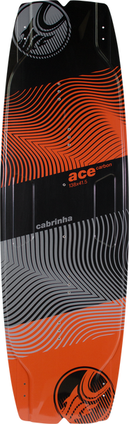 2019 Cabrinha Ace Carbon Kiteboard - Deck