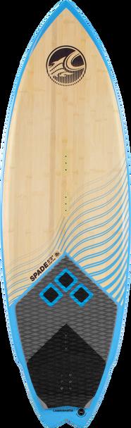 2019 Cabrinha Spade Kite Surfboard - Deck