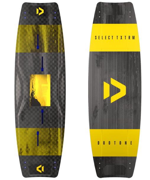 2019 Duotone Select Textreme Kiteboard