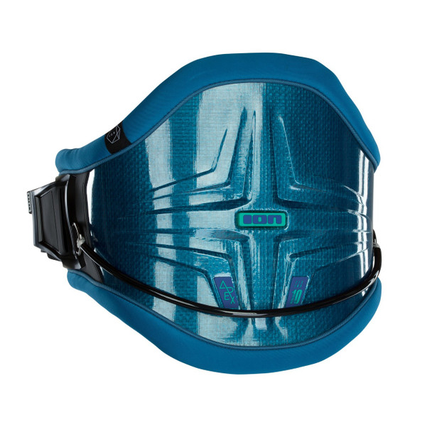 2019 Ion Apex Curv 10 Harness - Sky Blue