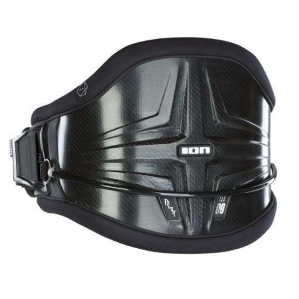2019 Ion Riot Curv 9 Hook Harness - Black