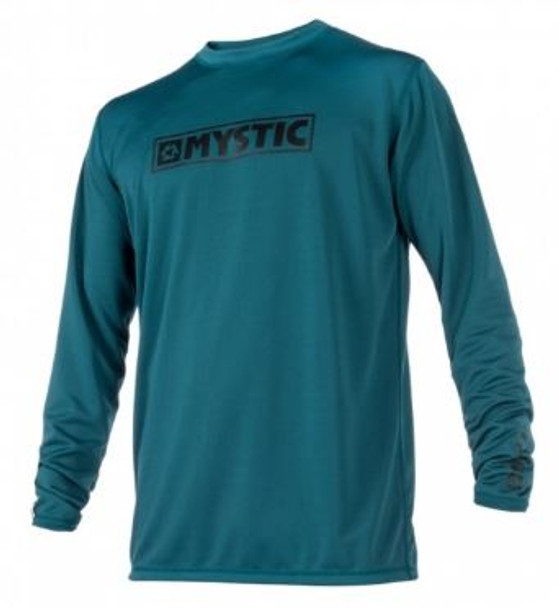 2018 Mystic Star Quick Dry L/S  - Teal