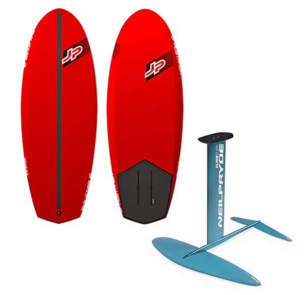 JP Australia / Neil Pryde Prone Foil Surfboard package
