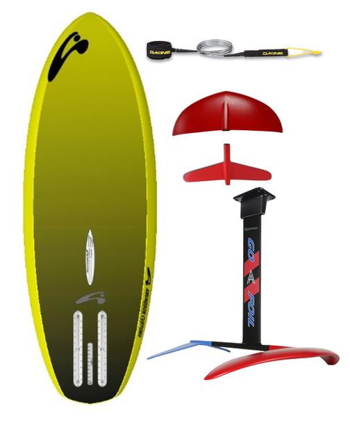 Amundson Gofoil Hydrofoil Surfboard Package