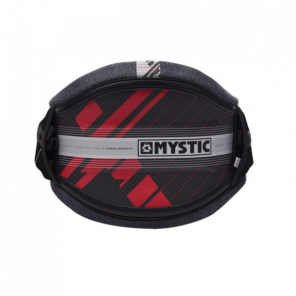 2019 Mystic Majestic X Harness - Navy/Red
