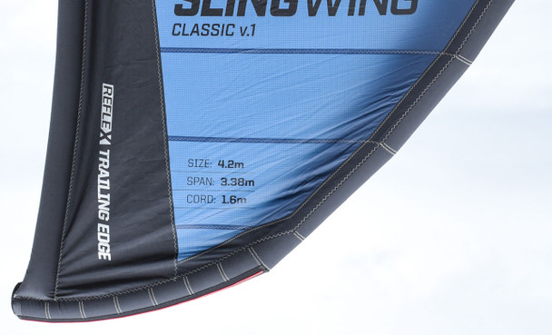 SlingWing - 30 Piece Constant Curve Leading Edge