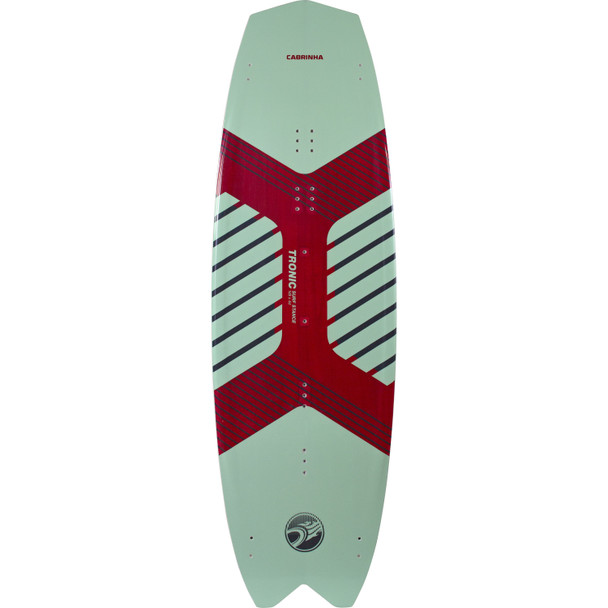 2020 Cabrinha Tronic Surf Stance Kiteboard Top Deck