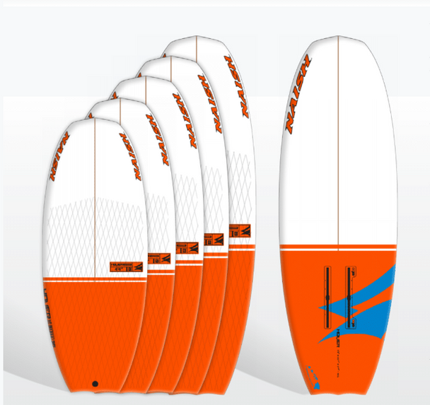 2020 Naish Hover Surf Ascend PU Foilboard