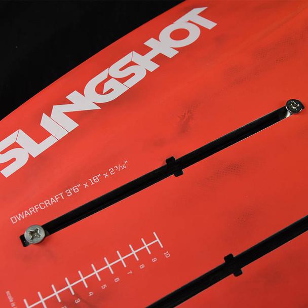 """2020 Slingshot Dwarf Craft Foilboard - 3'6"""""""