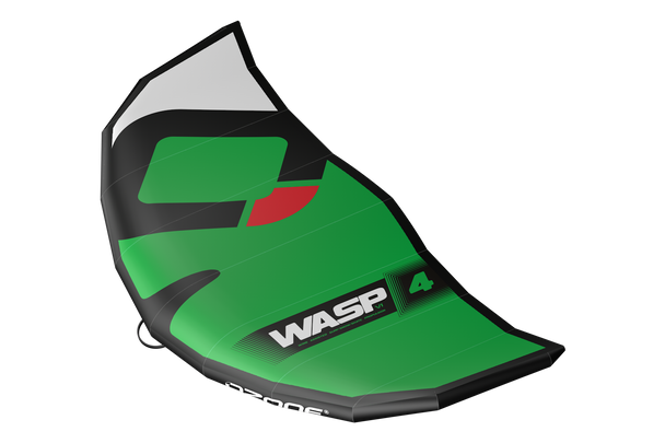 Ozone Wasp V1 Kite Wing Forest Green