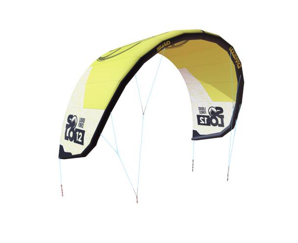 2020 Liquid Force Solo Kiteboarding Kite