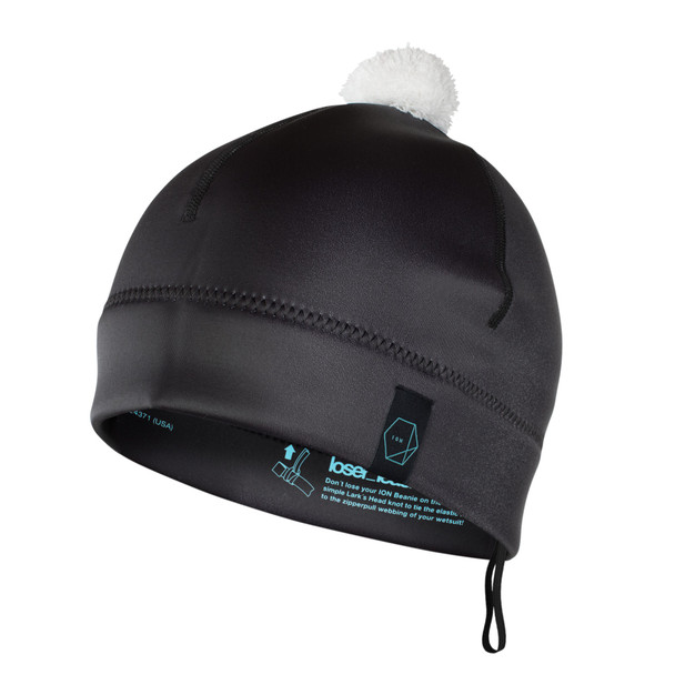 2020 Ion Neo Women's Bommel Beanie - Black