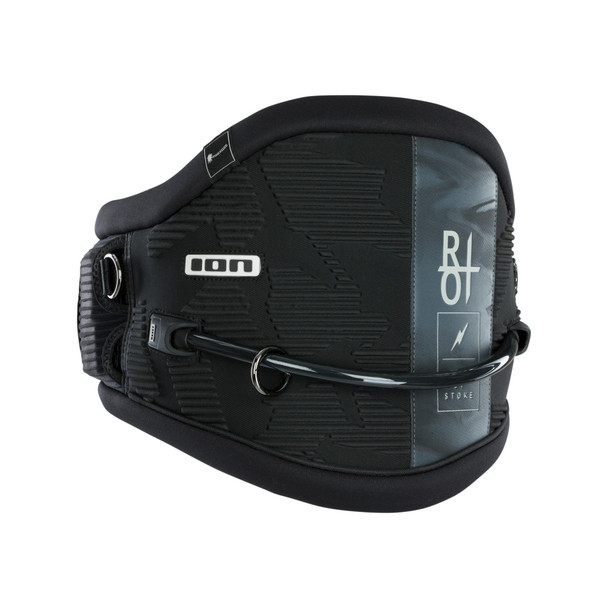 2020 Ion Riot 9 Harness - Black