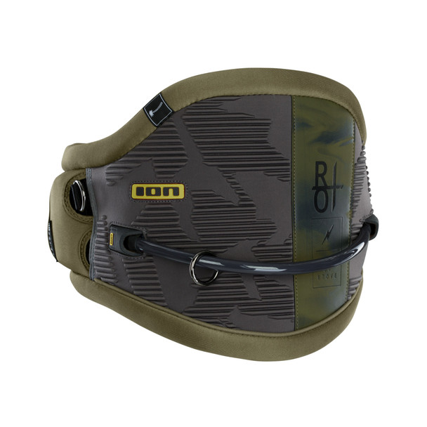 2020 Ion Riot 9 Harness - Olive