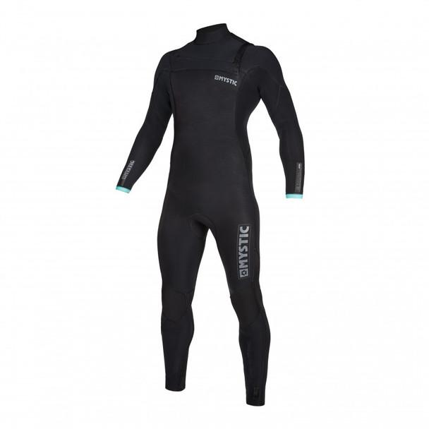 2020 Mystic Marshall 5/3 FZ Wetsuit - Black/Mint