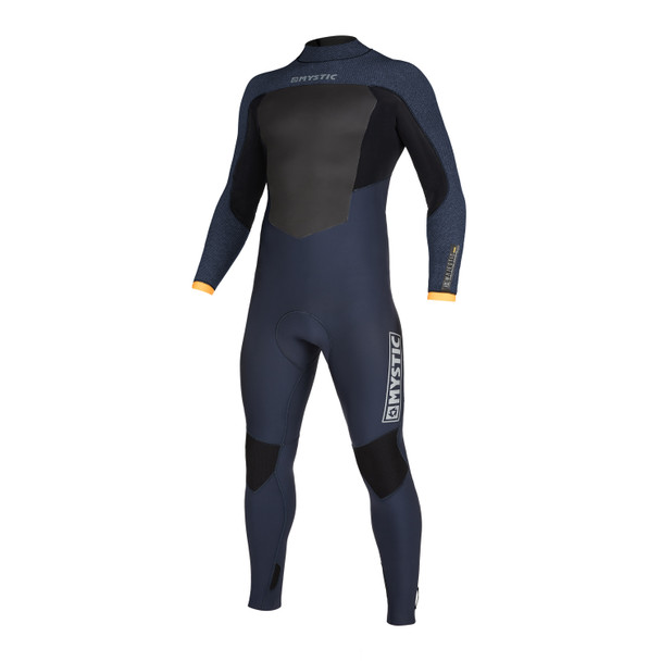 2019 Mystic Majestic 5/3 Full BZ Wetsuit - Navy