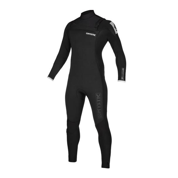 Mystic Majestic 5/3 Full FZ Wetsuit - Black