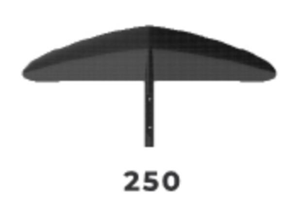 Lift Foils 250 High Aspect Front Wing