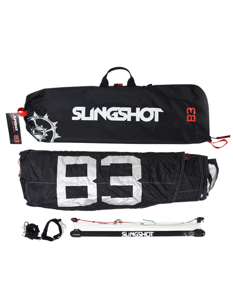 2017 Slingshot B3 Trainer Kite