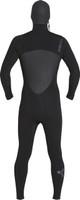 2017 Xcel Drylock 5/4 Hooded Fullsuit - Back